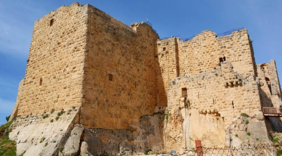 Ajloun, fortezza musulmana (il castello)
