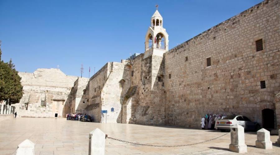 Betlemme, Basilica della Natività