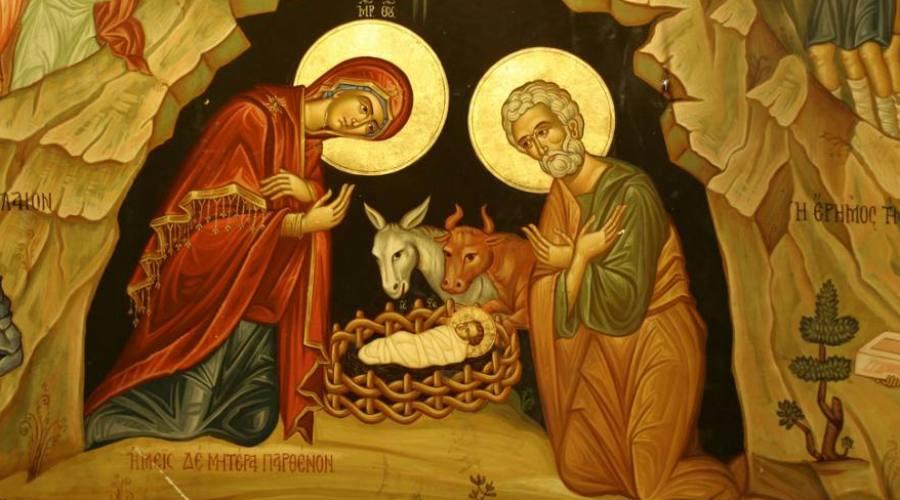 Betlemme, Ritratto di Maria, Giuseppe...