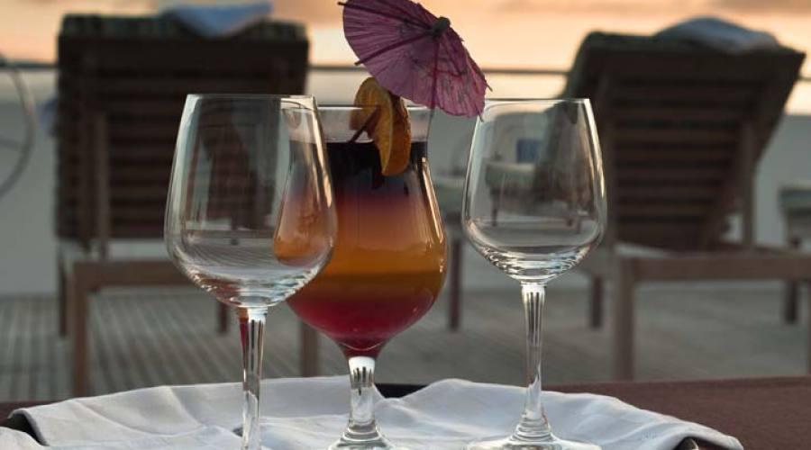 Pronti per l'aperitivo?