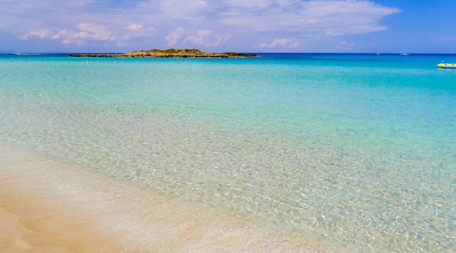 Vathia Gonia (Sandy Beach)