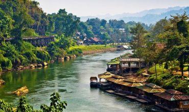 Il Fiume Kwai e la Magia del Nord e il Mare delle Andamane