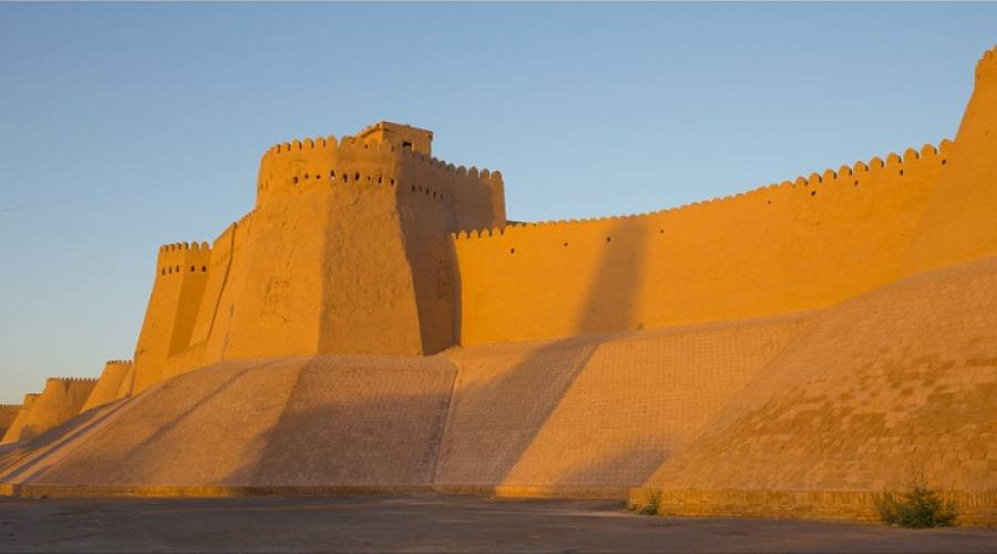 The Ark Khiva