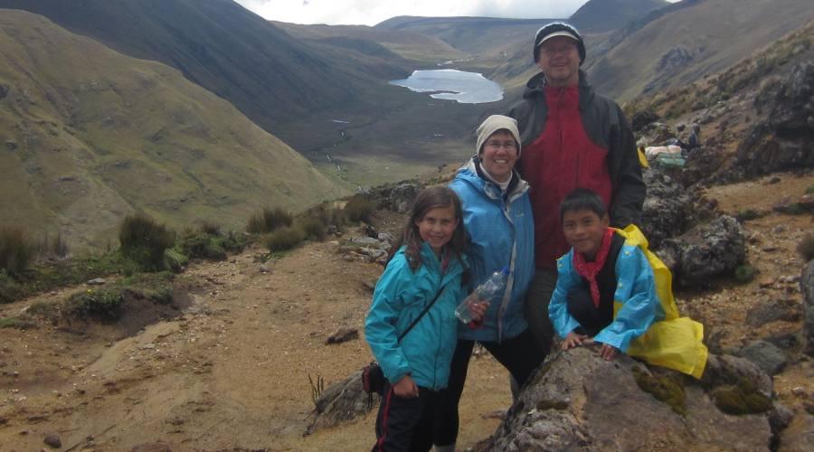 Un trekking adatto anche ai bambini