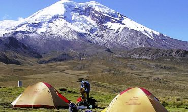 Trekking sul Chimborazo