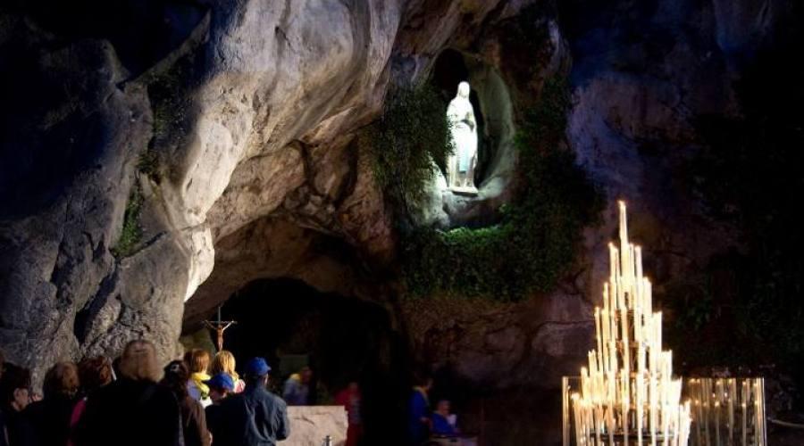 Grotta della Madonnina