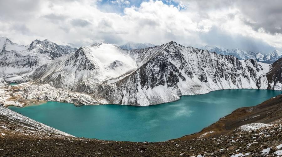 Lake Ala Kul