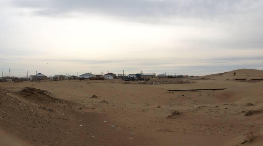 deserto turkmeno