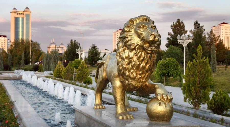via di Ashgabat