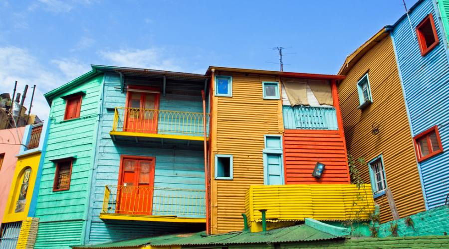 Buenos Aires, La Boca
