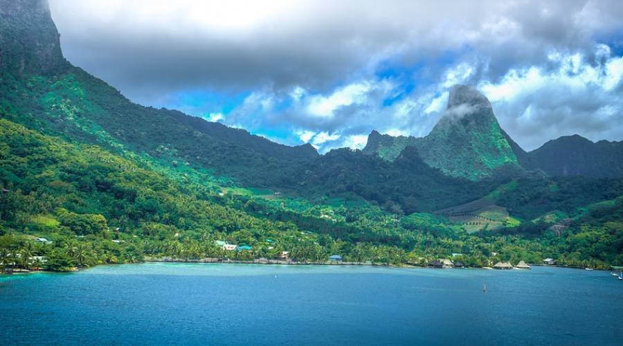 Moorea-Polinesia francese