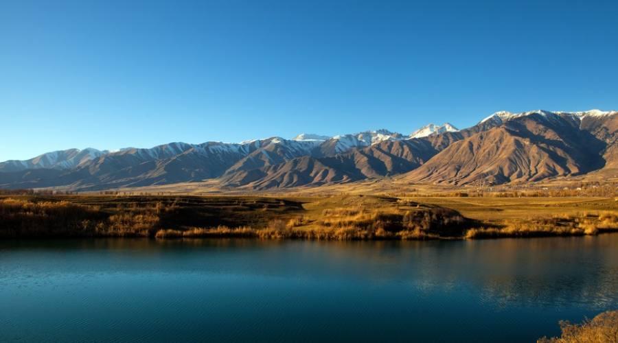 Lake Yssyk Kul