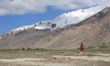 Pamir, Mercato Afghano di Ishkashim e Kyrgyzstan