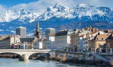 L'Alta Savoia e Monte Bianco in pullman