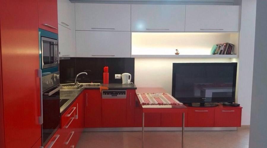 Bilocale zona cucina