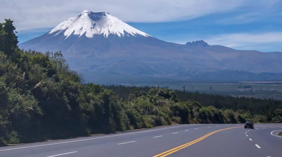 Il Vulcano Cotopaxi