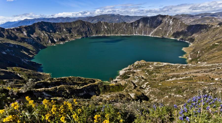 Laguna di Quiltoa