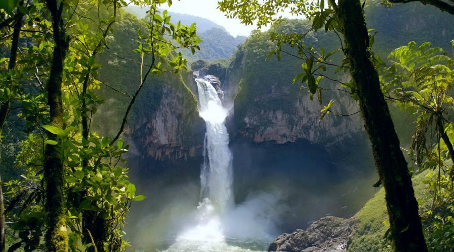 Cascate di San Rafael