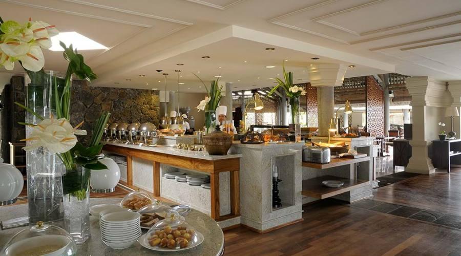 Il ristorante Archipel