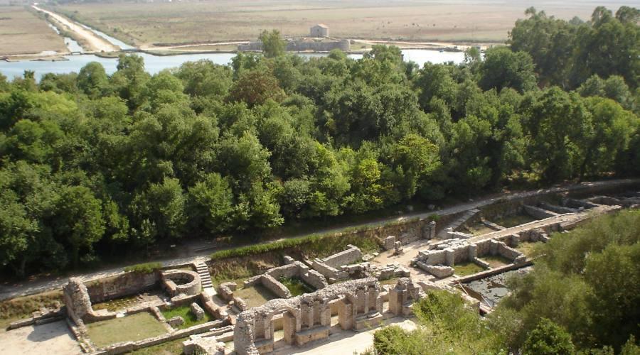 Parco archeologico di Butrinto