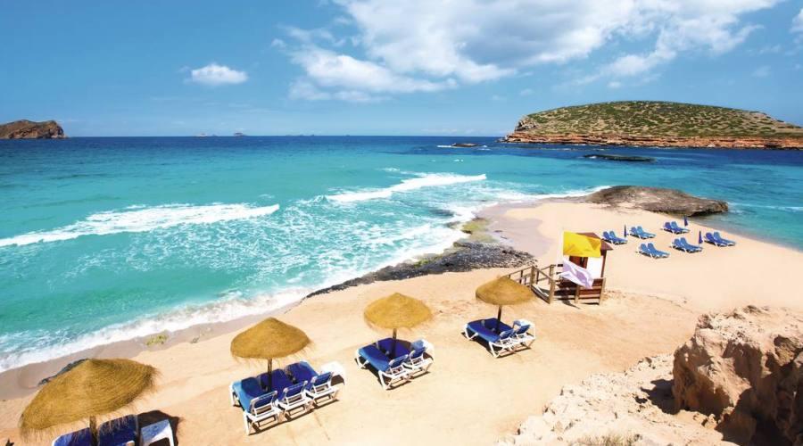 una delle spiagge di corralejo