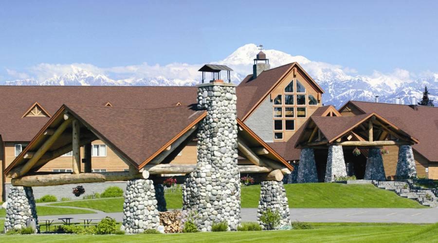 Talkeetna Alaska Lodge