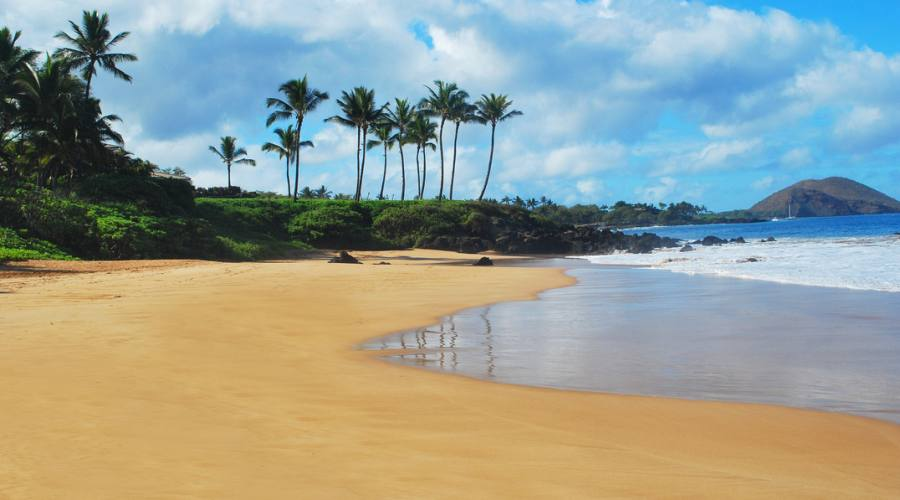 Spiaggia di Wailea Maui