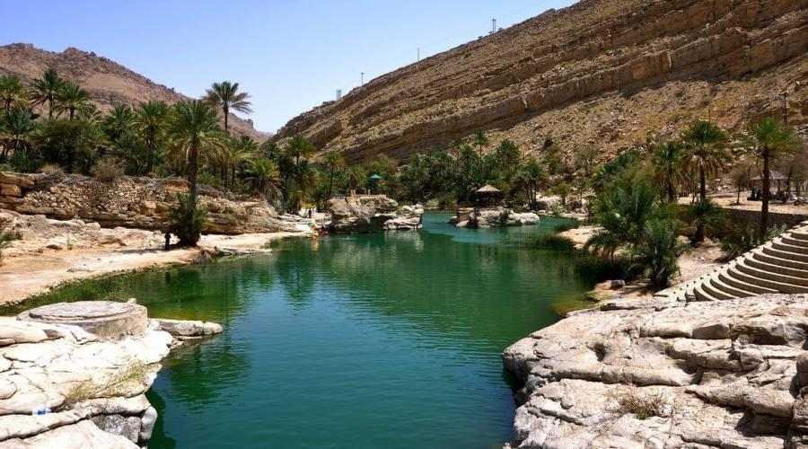 Wadi Bani Kalid