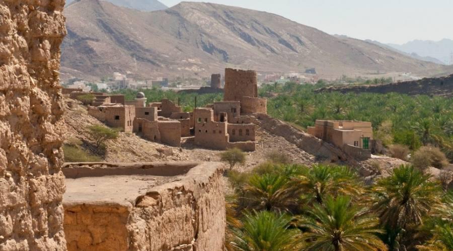 rovine di Oman