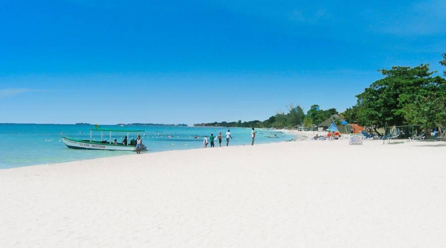 Seven Miles Beach Negril