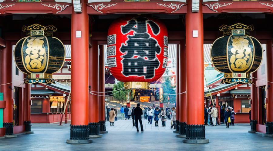 Tokyo - Senso-ji