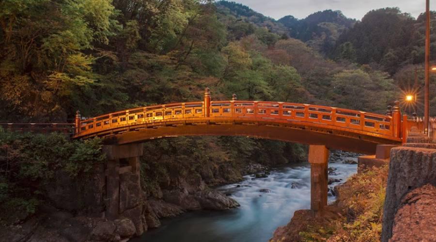 Nikko - Ponte giapponese