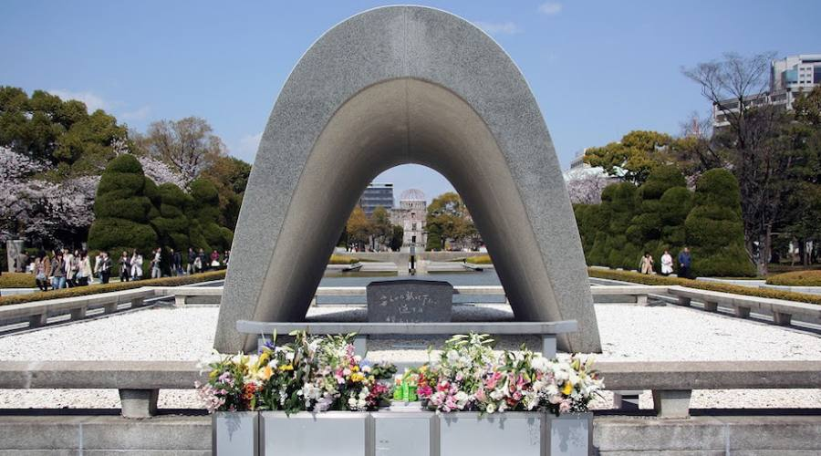 Hiroshima - Il Parco della Pace
