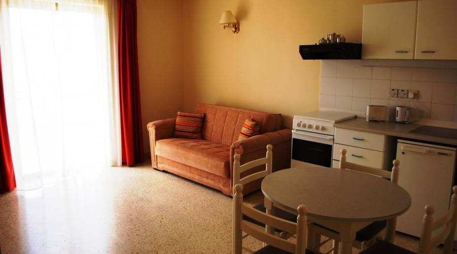 The Bugibba Appartamenti: Zona Giorno