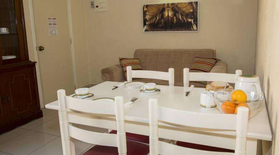 The Bugibba Appartamenti: Area Pranzo