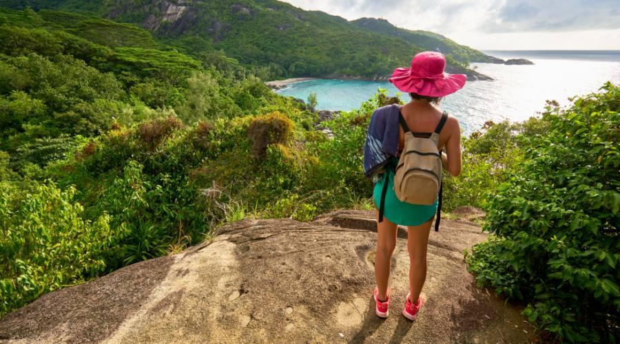 Seychelles trekking a Mahè