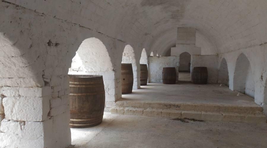 Masseria, rifugio di briganti