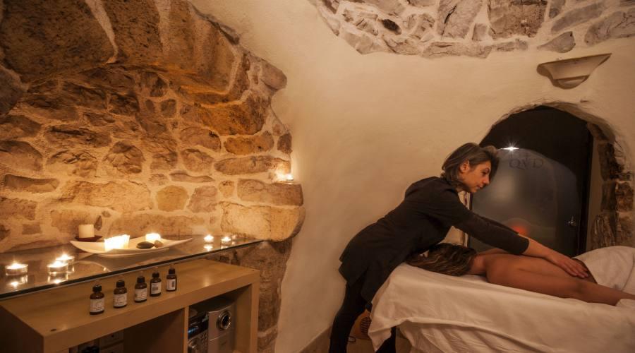 Massaggi in Masseria