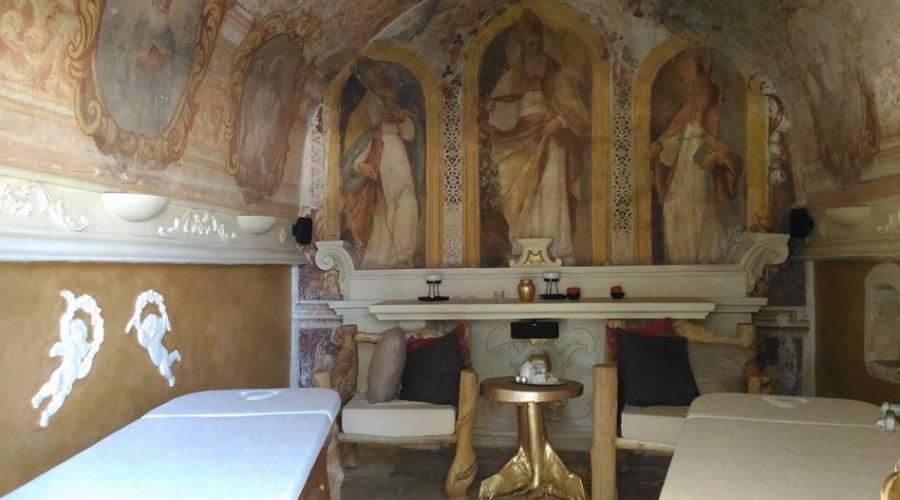 Cappella Benessere in Masseria