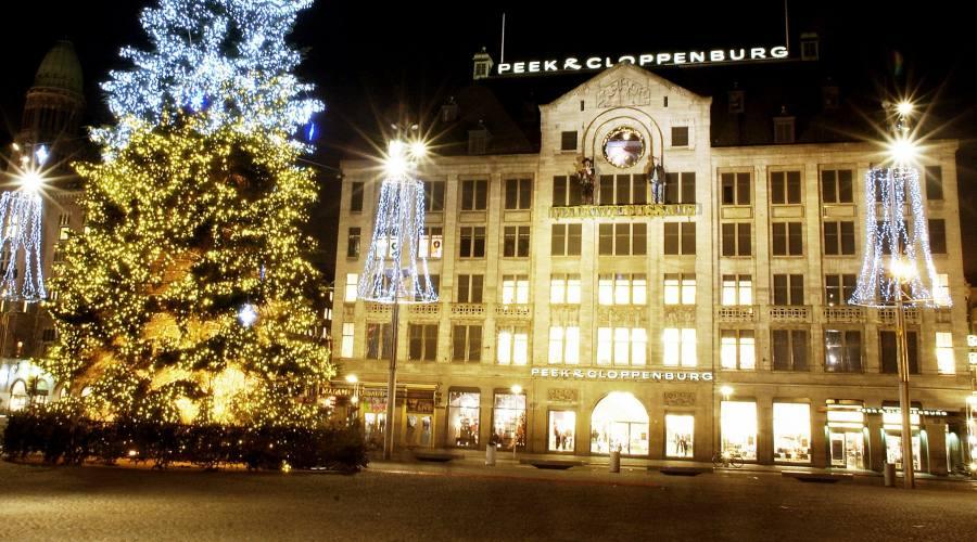 Natale ad Amsterdam