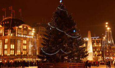 Natale nella capitale olandese