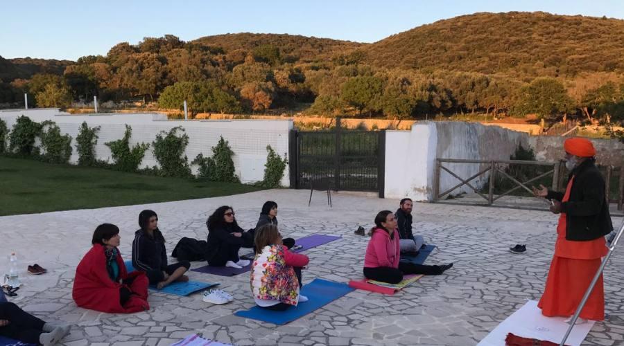 Meditazione in Masseria