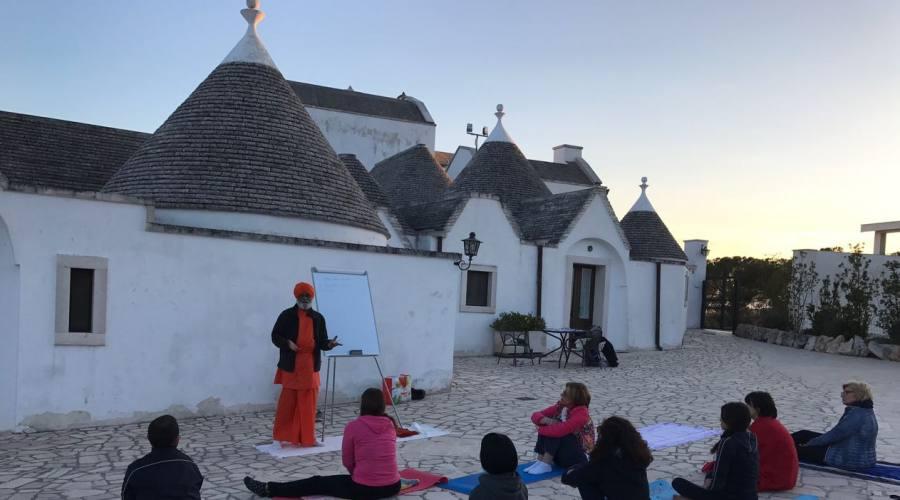 Meditazione con Sciamano in Masseria