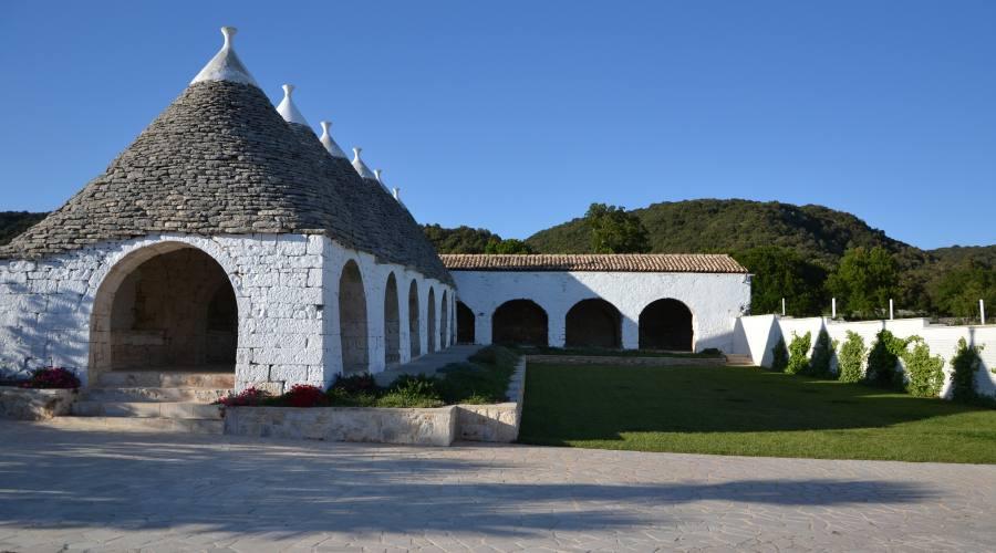 La Masseria con Antichi Trulli del Seicento