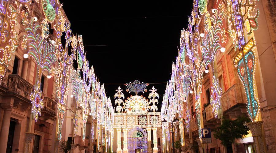 Feste & Folklore a Capodanno In Masseria