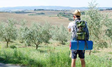 GreenRoad: Via Francigena, Trekking, Hiking, Cycling, Orienteering in Masseria