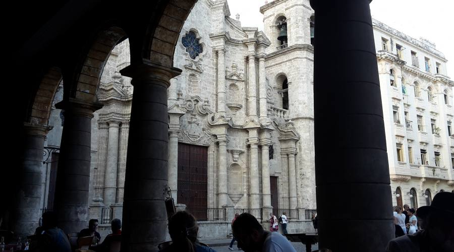 La Catedral, Avana