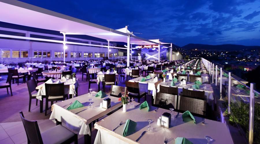 ristorante della terraza