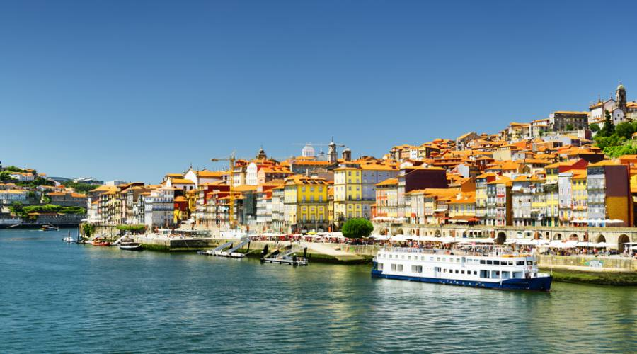 Porto, centro storico