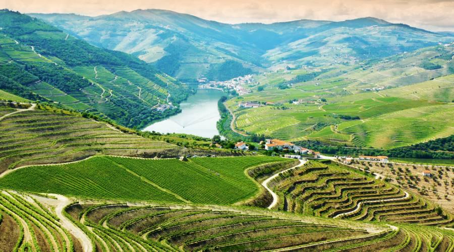 La Valle del Douro